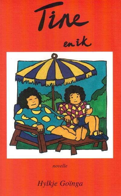 Tine en ik, novelle, Hylkje Goïnga
